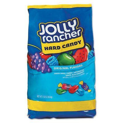 Jolly Rancher Hard Candy Assorted 5lb FREE SHIPPING](Jolly Rancher Candy)