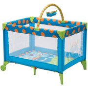 Cosco Deluxe Funsport Portable Compact Playard Monster
