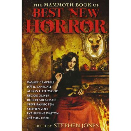 The Mammoth Book of Best New Horror by