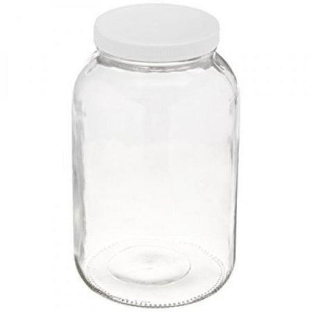 1 Gallon Usda Fermentation Glass Jar Walmartcom