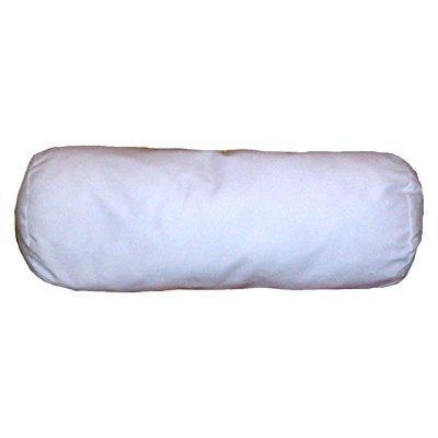 Size 60cm x 20cm Olive Cylinder Bolster Cushion