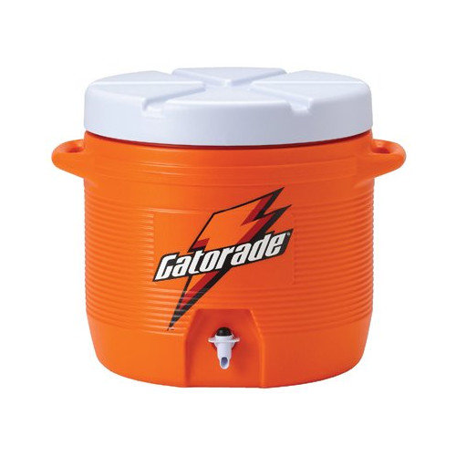 Gatorade Water Coolers - 7-gallon cooler w/cup dispenser & fast flow