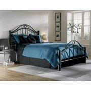 Linden Ebony California King Bed
