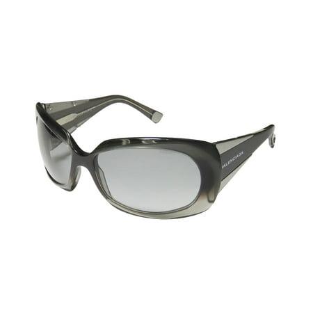 Brown Grad Lens - New Balenciaga 0012 Womens/Ladies Designer Full-Rim 100% UVA & UVB Gray / Brown / Gunmetal Trusted Luxury Brand Gorgeous Hot Shades Sunnies Frame Gray Lenses 58-15-120 Sunglasses/Eyewear