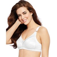 Women's Double Support Lace Wirefree Bra, Style 3372