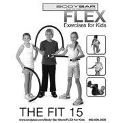 Kids Body Bar Flex Wall Chart