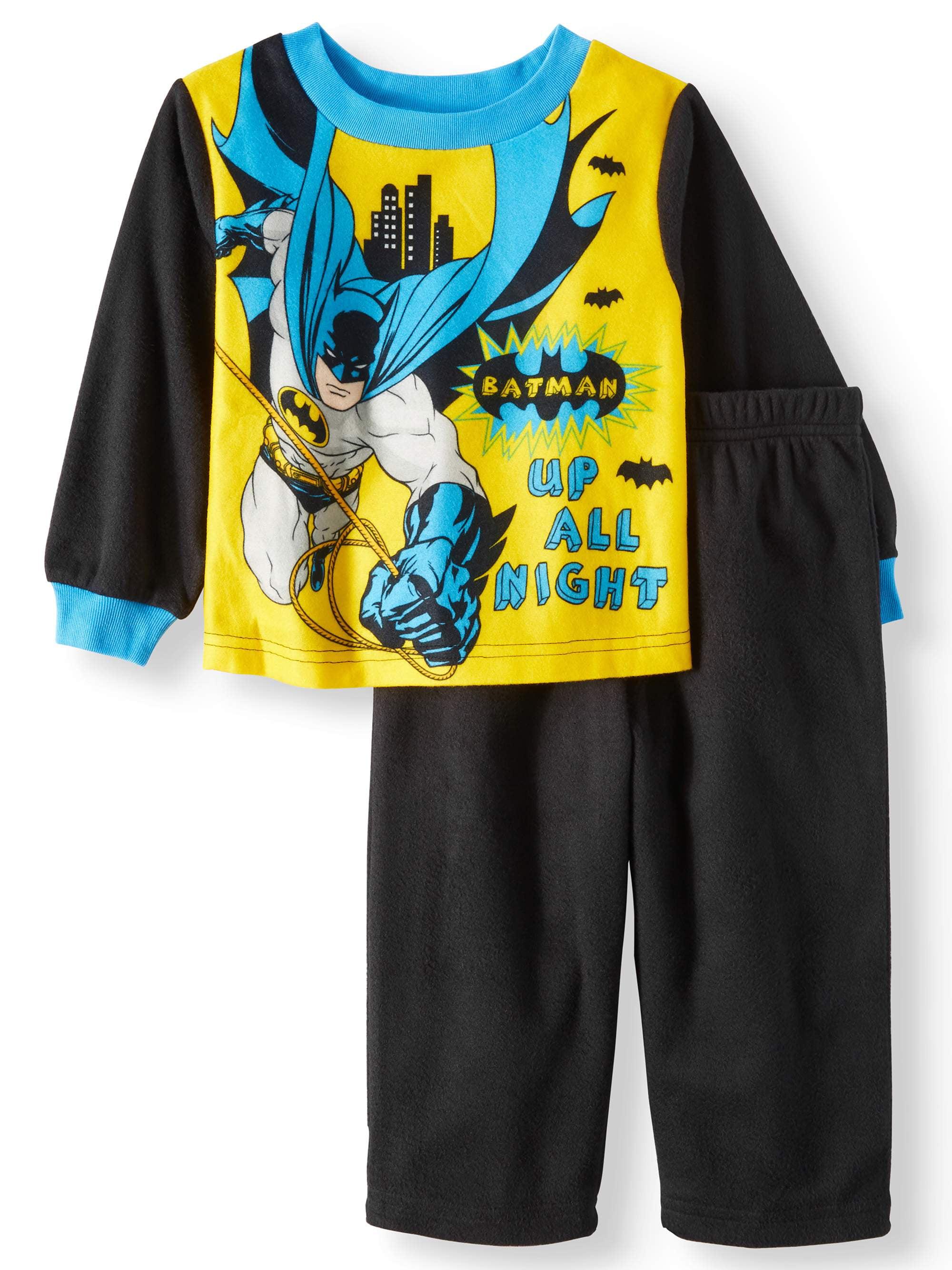 Batman Pajamas, 2pc Set (Toddler Boys)