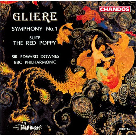 Symphony 1 / Red Poppy Ballet Suite