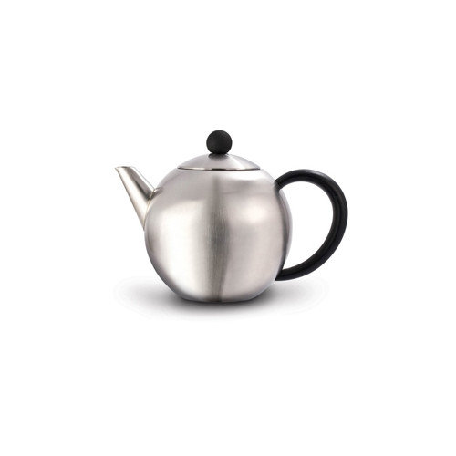 Cuisinox 27 Oz Teapot with Infuser in Satin