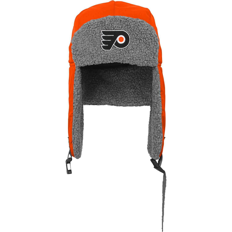 Philadelphia Flyers Youth Winter Trooper Hat - Orange - OSFA