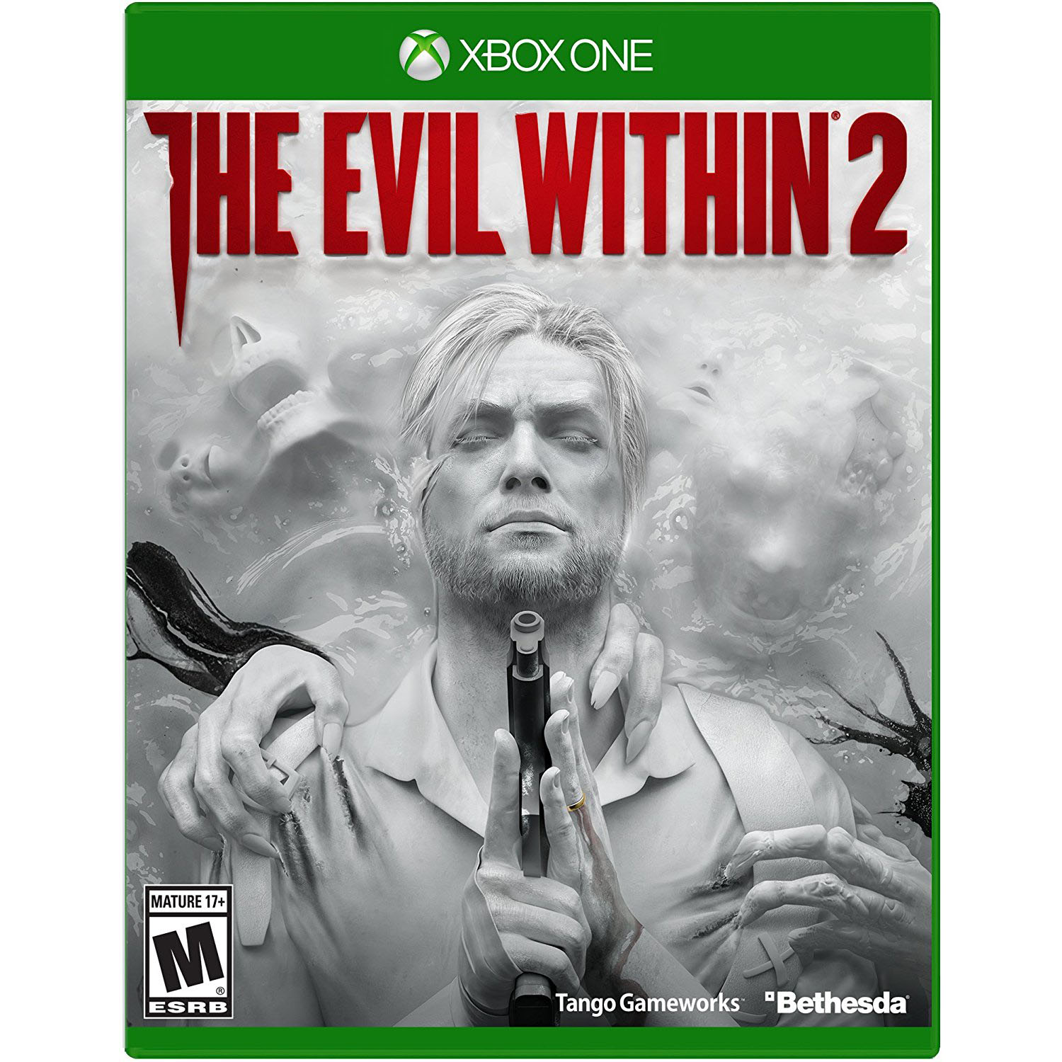The Evil Within 2, Bethesda, Xbox One, 093155172319