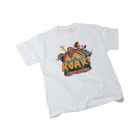 VBS-Roar-Tee Shirt (Child) Large 14-16 - Group Vbs 2017