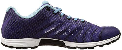 Inov-8 Women's F-Lite 195 V2 US Sneaker, Purple/Blue, W6 C US V2 1b5270
