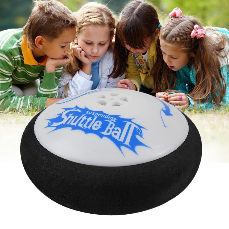 Multicolor Suspending Electric Shuttle Ball Funny Mini Hockey Game Party Board Game Gift by
