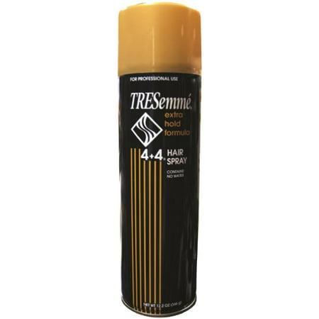 11 Ounce Spray Silicone - Tresemme 4 Plus 4 Ultra Fine Hairspray, 11 ounce