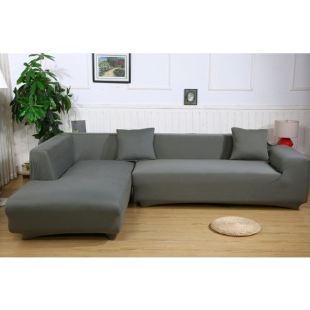 Stretch Fabric Sofa Slipcover 2 3 Seater Elastic