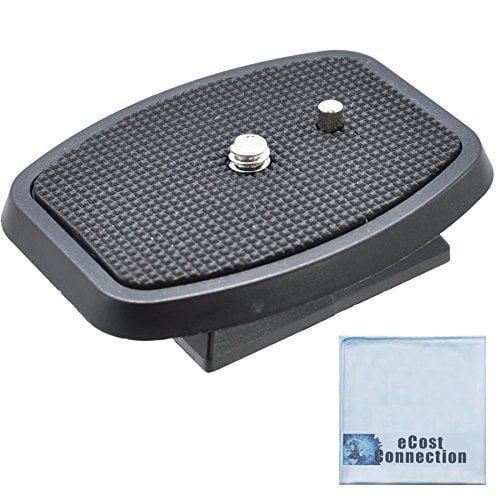 Quick Release Plate for for Velbon Cx-444 Cx-888 Cx-460 Cx-460mini Cx-470 Cx-570 Cx-690 Df-50 Sony Vct-d580rm... by eCostConnection