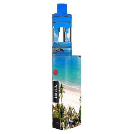 Mini Palm Tree (Skin Decal For Kangertech Topbox Mini Kanger Vape Mod / Tropical Paradise Palm Trees )