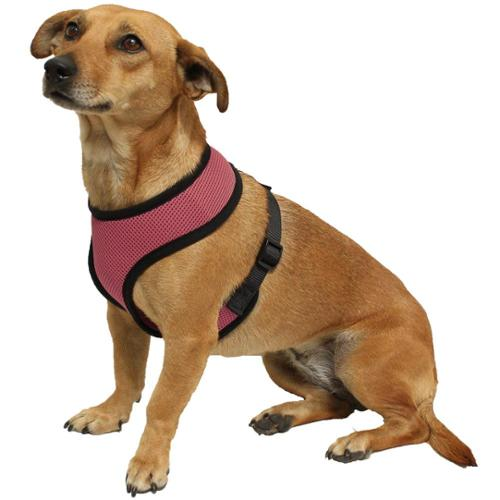 OxGord Pet Safe Control Safety Vest Leash for Small to Large Dogs, Airport Approved