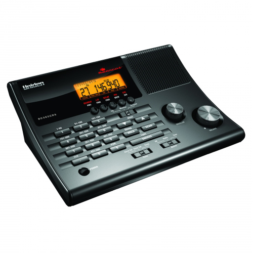 Uniden BC365CRS (Replaces BC345CRS) Clock/Radio Scanner with Weather Alert