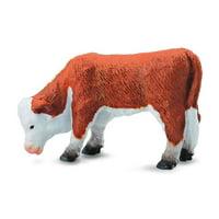 CollectA Farm Life Hereford Calf (Grazing) #88242