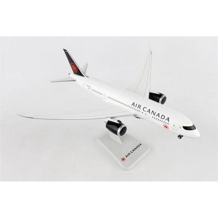 Hogan Wings HG10956G Air Canada 787-8 1-200 with Gear & Stand Reg No. C-GHPQ Airplane Model - image 1 de 1