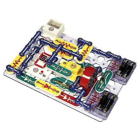 Elenco Snap Circuits Pro 500 Experiments - Snap Circuit Lights