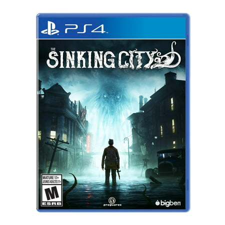 The Sinking City Standard Edition - PlayStation 4