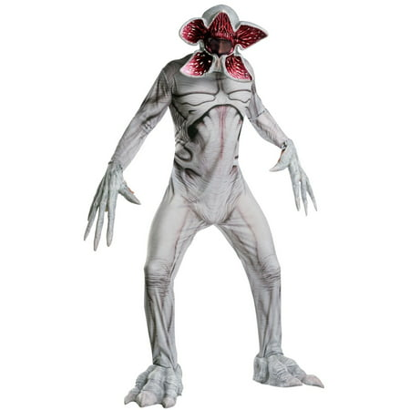 Halloween Stranger Things Demogorgon Deluxe Adult Costume - Thing One And Thing Two Halloween Costumes