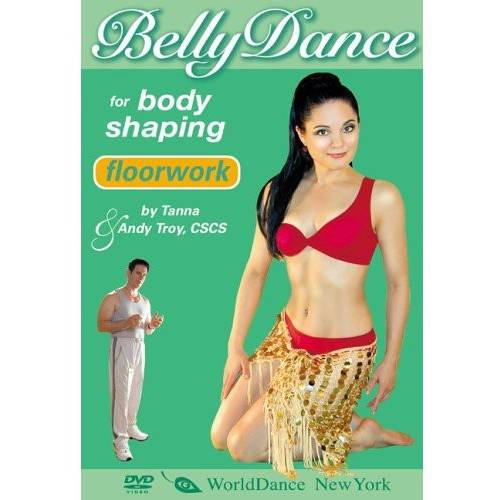 Belly Dance For Shaping: Floorwork by Stratostream