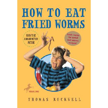 how to eat fried worms book level