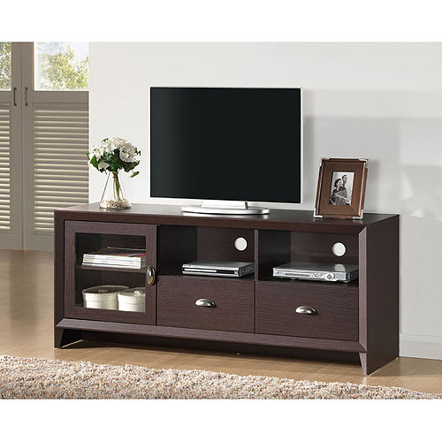 Techni Mobili Daytona Wengue TV Stand for TVs up to 65""