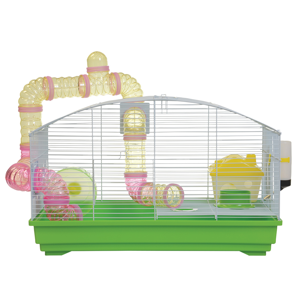 Animal Treasures Deluxe Hamster Kit Green by