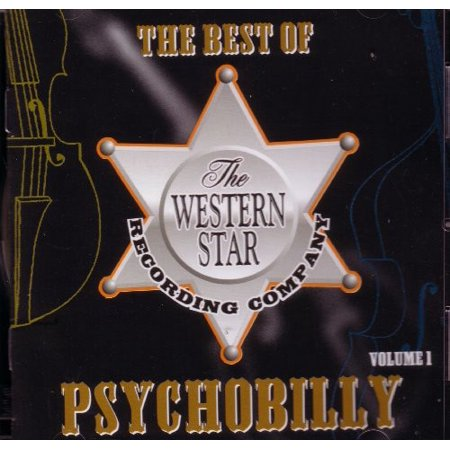Best Of Western Star Psychobilly   Best Of Western Star Psychobilly  Cd