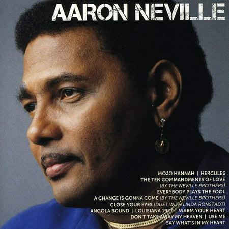 Aaron Neville - Icon Series: Aaron Neville (CD) (The Very Best Of Aaron Neville)