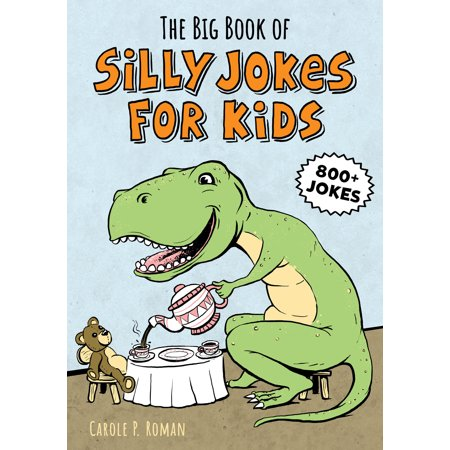 The Big Book of Silly Jokes for Kids (Paperback) Big Book Cover