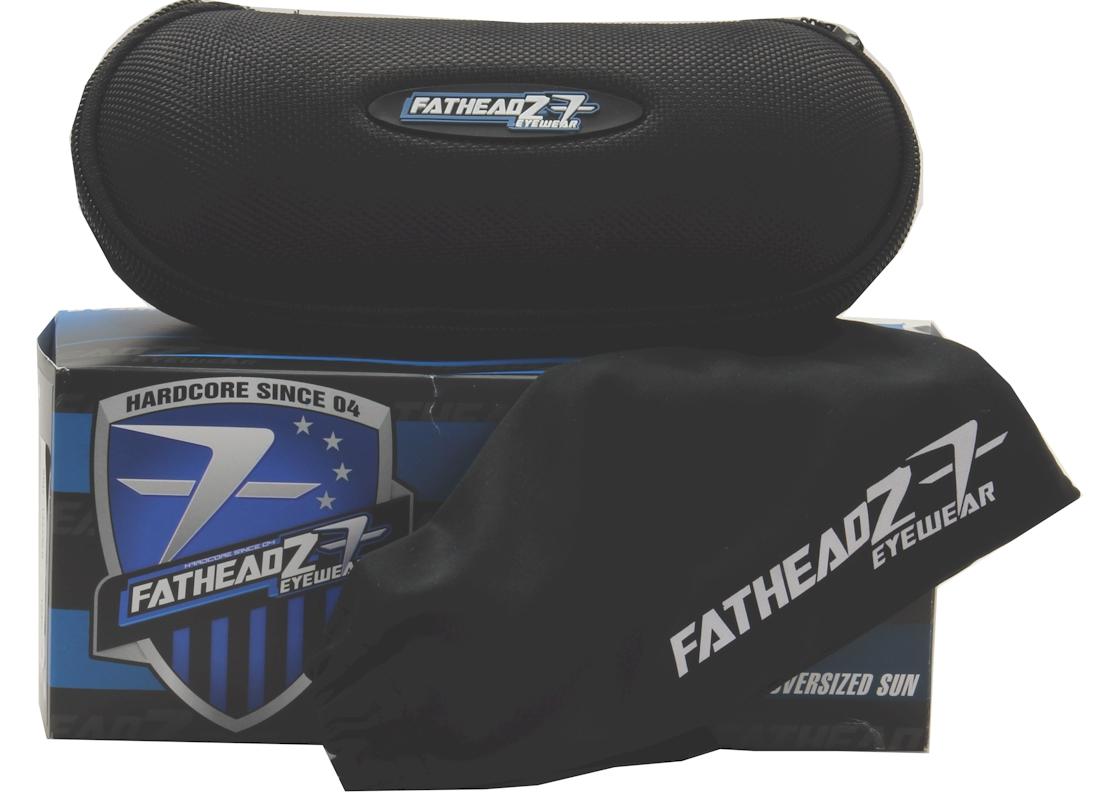 09dc77df3e Fatheadz - Fatheadz Men s Modello FHV031 FHV 031 1BL Matte Black Fashion  Sunglasses 63mm - Walmart.com