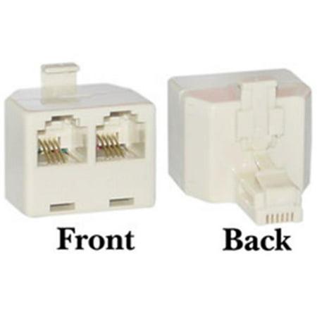 3.3 ft. SC & SC Multimode Duplex 10 GB Aqua Fiber Optic Cable, 50 to 125 - 1 m - image 1 of 1