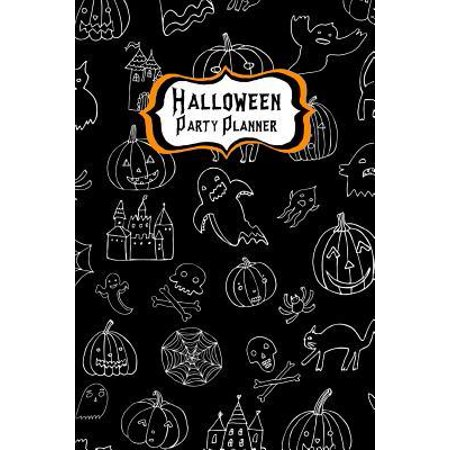 Halloween Themed Crafts Preschool (Halloween Party Planner: Plan & Budget Your Theme, Guests, Activities, Food, Treats, Drink, Decorations, Crafts)