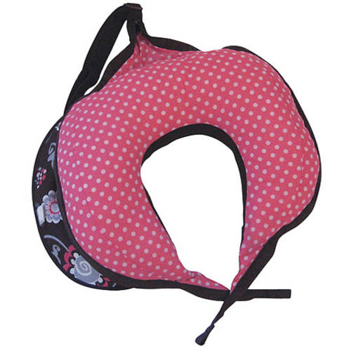 Boppy Travel Pillow, Olivia Dot