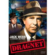 Dragnet: Volume 6 by ALPHA VIDEO DISTRIBUTORS