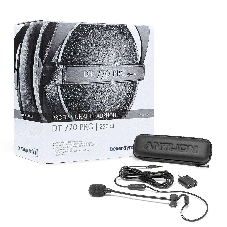 Beyerdynamic DT 770 Pro 250 Ohm Closed Back Studio Headph...