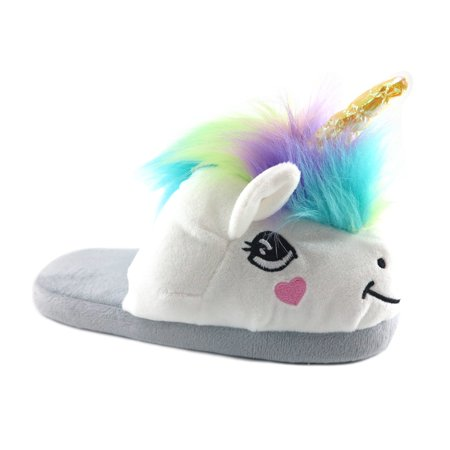 42315a006d8 Women s Unicorn Slipper - Walmart.com