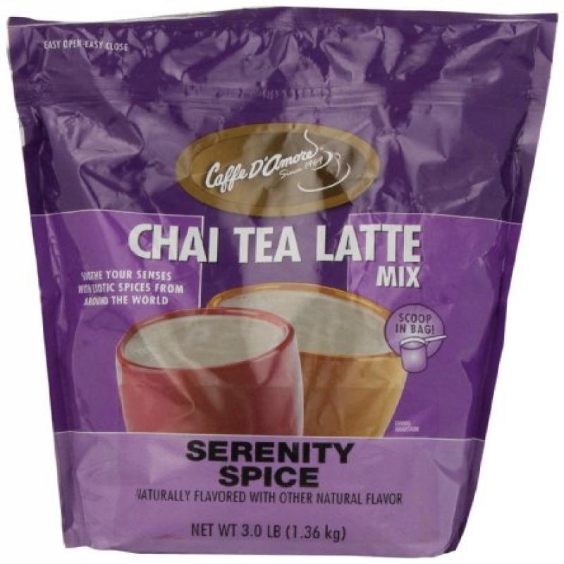 Chai Serenity Tea Latte, Spiced, 3-Pound