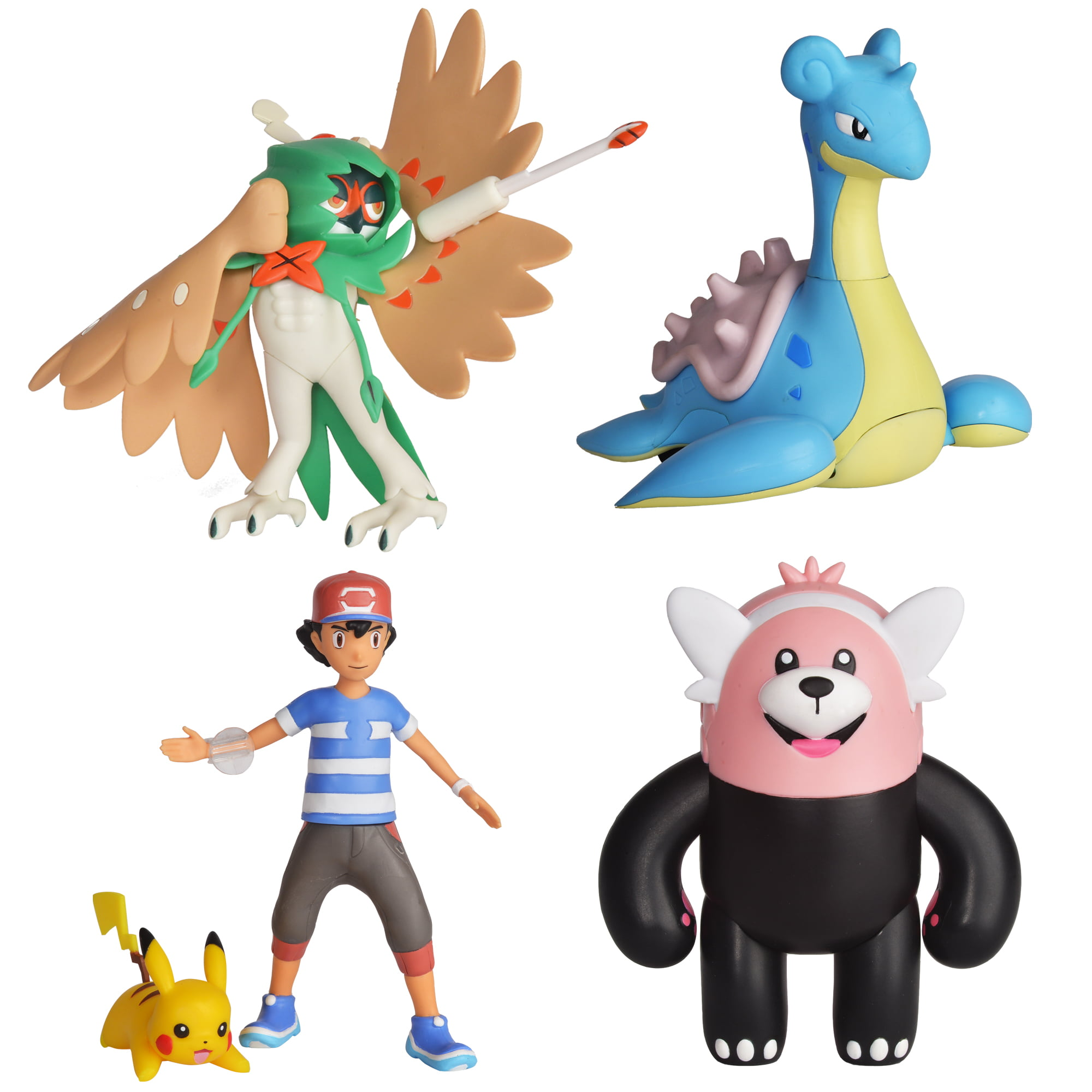 Pokemon 4.5in Feature Figures Ast Parent - Not for Resale