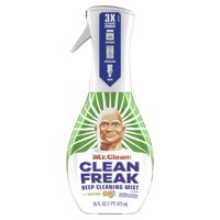 Mr. Clean Clean Freak Deep Cleaning Mist Multi-Surface Spray Starter Kit, Gain Original Scent, 1 Ct, 16 Fl Oz