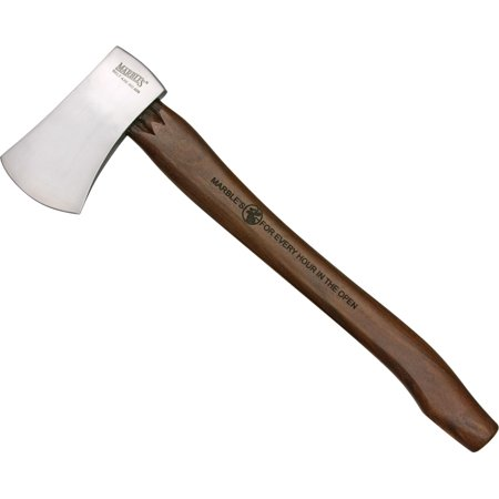 Marbles Mr9 No  9 Belt Axe 4 75 Blade   Brown Hardwood Handle