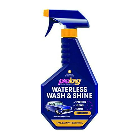 Prolong Super Lubricants PSL64017 Waterless Wash and Shine - 17