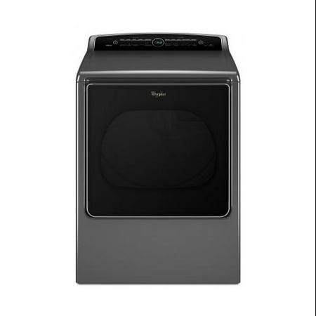 Whirlpool Cabrio WGD8500DC 8.8 cu. ft. High-Efficiency Gas Steam Dryer With Advanced Moisture Sensing  Steam Refresh
