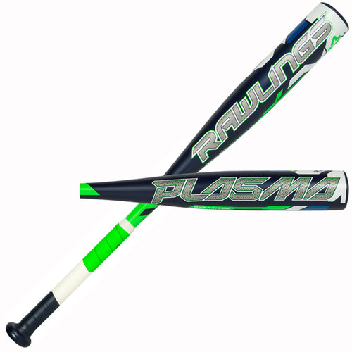 Rawlings Baseball Plasma Aluminum Tee Ball Bat, 25/12 -13 TBPL13